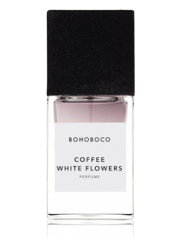 Bohoboco Coffee White Flowers Bohoboco для мужчин и женщин