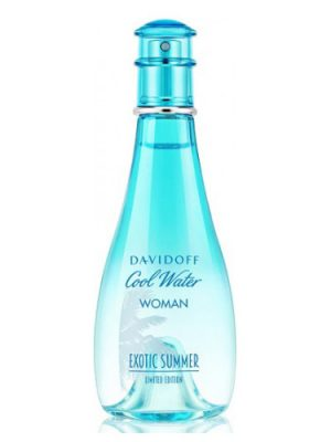 Davidoff Cool Water Woman Exotic Summer Davidoff для женщин