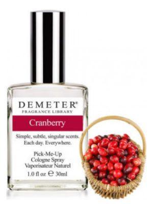 Demeter Fragrance Cranberry Demeter Fragrance для мужчин и женщин