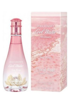 Davidoff Davidoff Cool Water Sea Rose Coral Reef Edition Davidoff для женщин