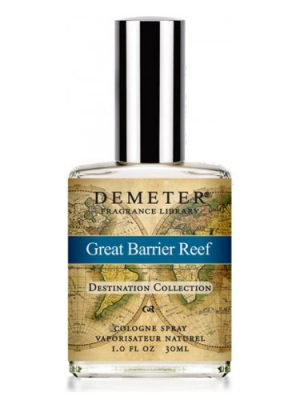 Demeter Fragrance Destination Collection Great Barrier Reef Demeter Fragrance для мужчин и женщин