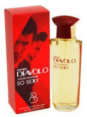 Antonio Banderas Diavolo So Sexy Antonio Banderas для мужчин