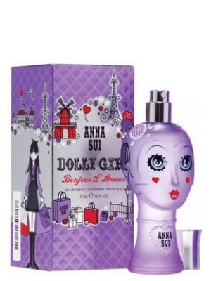 Anna Sui Dolly Girl Bonjour L'Amour Anna Sui для женщин