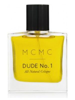 MCMC Fragrances Dude No. 1 Cologne MCMC Fragrances для мужчин