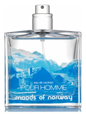 Moods Of Norway Eau De Cocktail Pour Homme Moods Of Norway для мужчин