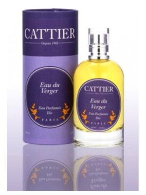 Cattier Eau du Verger Cattier для мужчин и женщин