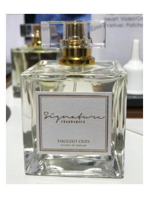 Signature Fragrances English Oud Signature Fragrances для мужчин и женщин