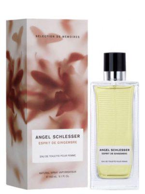 Angel Schlesser Esprit de Gingembre Pour Femme Angel Schlesser для женщин