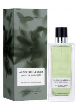Angel Schlesser Esprit de Gingembre Pour Homme Angel Schlesser для мужчин