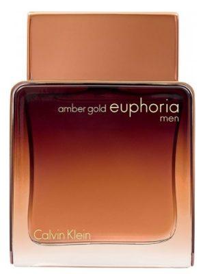 Calvin Klein Euphoria Amber Gold Men Calvin Klein для мужчин