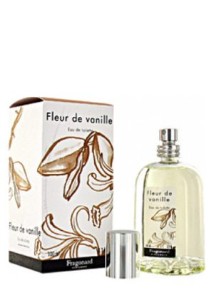 Fragonard Fleur de Vanille Fragonard для женщин