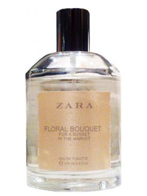 Zara Floral Bouquet For a Sunset in The Market Zara для женщин