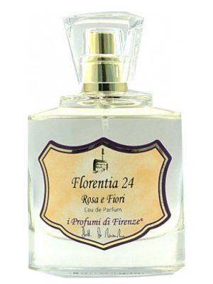 I Profumi di Firenze Florentia 24 Rosa e Fiori I Profumi di Firenze для женщин