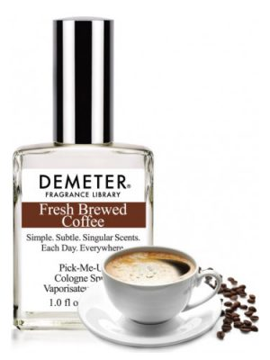 Demeter Fragrance Fresh Brewed Coffee Demeter Fragrance для мужчин и женщин