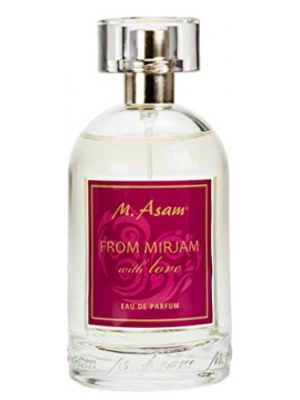 M. Asam From Mirjam with Love M. Asam для мужчин и женщин