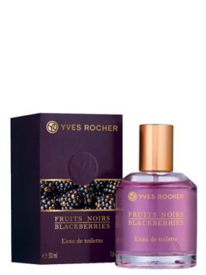 Yves Rocher Fruits Noirs Blackberries Yves Rocher для женщин