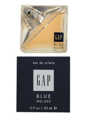 Gap Gap Blue No.655 For Him Gap для мужчин
