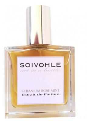 Soivohle Geranium Rose Mint Soivohle для мужчин и женщин
