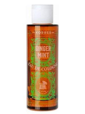 Korres Ginger Mint Eau de Cologne Korres для мужчин и женщин