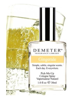 Demeter Fragrance Gingerale Demeter Fragrance для мужчин и женщин