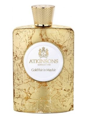 Atkinsons Gold Fair In Mayfair Atkinsons для мужчин и женщин