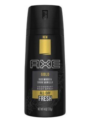 Axe Gold (Oud Wood and Dark Vanilla) Axe для мужчин и женщин