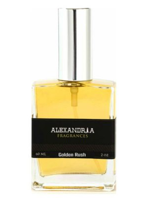 Alexandria Fragrances Golden Rush Alexandria Fragrances для мужчин