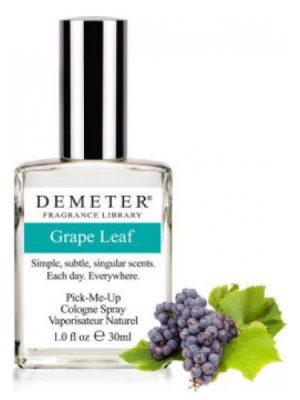 Demeter Fragrance Grape Leaf Demeter Fragrance для мужчин и женщин