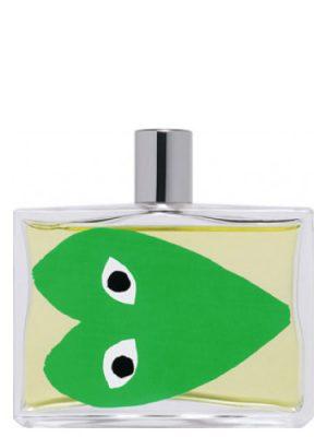 Comme des Garcons Green Comme des Garcons для мужчин и женщин