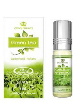 Al-Rehab Green Tea Al-Rehab для мужчин и женщин