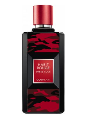 Guerlain Habit Rouge Dress Code 2018 Guerlain для мужчин