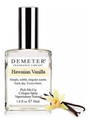 Demeter Fragrance Hawaiian Vanilla Demeter Fragrance для женщин