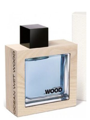 DSQUARED² He Wood Ocean Wet Wood DSQUARED² для мужчин