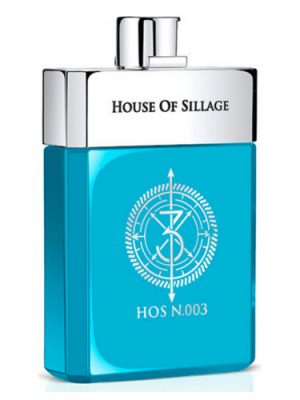 House Of Sillage HoS N.003 House Of Sillage для мужчин
