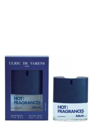 Ulric de Varens Hot! Fragrance Blue Ulric de Varens для мужчин