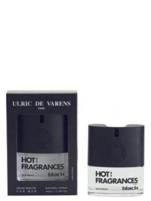 Ulric de Varens Hot! Fragrances Black Ulric de Varens для мужчин
