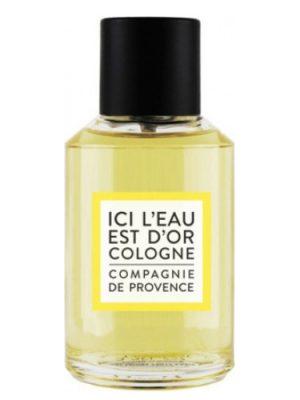 Compagnie de Provence Ici L'Eau est d'Or Compagnie de Provence для мужчин и женщин