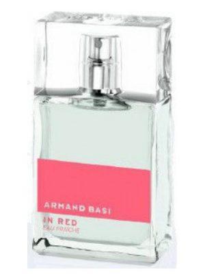 Armand Basi In Red Eau Fraiche Armand Basi для женщин