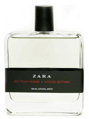 Zara Intense Vetyver Zara для мужчин