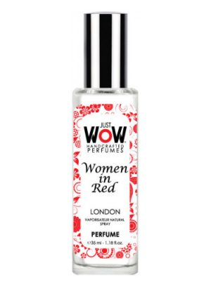 Croatian Perfume House Just Wow Women In Red Croatian Perfume House для женщин