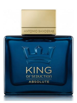 Antonio Banderas King of Seduction Absolute Antonio Banderas для мужчин