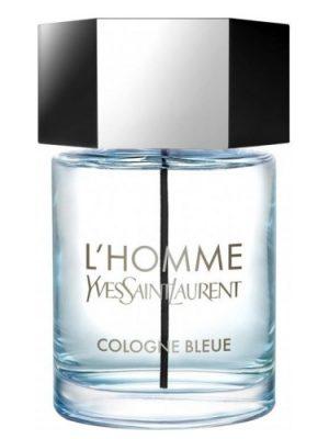 Yves Saint Laurent L'Homme Cologne Bleue Yves Saint Laurent для мужчин