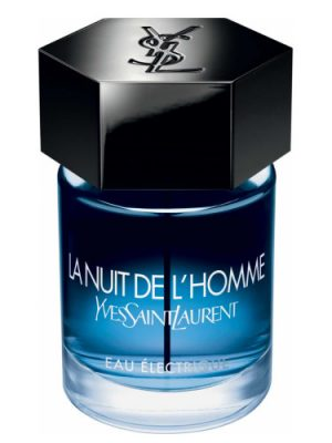 Yves Saint Laurent La Nuit de L'Homme Eau Électrique Yves Saint Laurent для мужчин