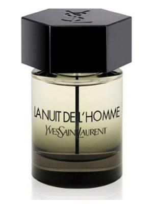 Yves Saint Laurent La Nuit de l'Homme Yves Saint Laurent для мужчин