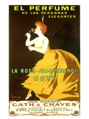 Coty La Rose Jacqueminot Coty для женщин