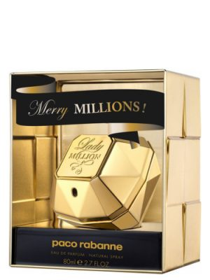 Paco Rabanne Lady Million Merry Millions Paco Rabanne для женщин