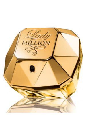 Paco Rabanne Lady Million Paco Rabanne для женщин