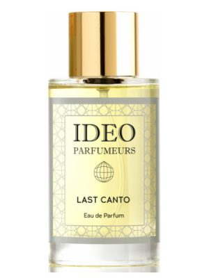 IDEO Parfumeurs Last Canto IDEO Parfumeurs для мужчин и женщин