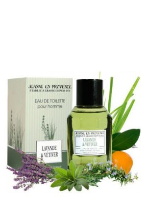 Jeanne en Provence Lavande & Vetiver Jeanne en Provence для мужчин