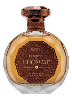 Hayari Parfums Le Paradis de L'Homme Hayari Parfums для мужчин